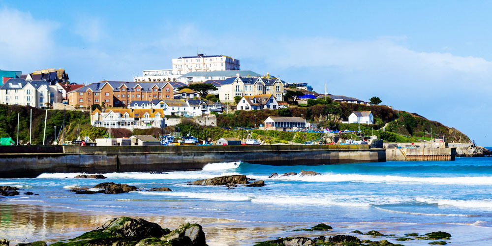 Places to visit in the UK - Cornwall