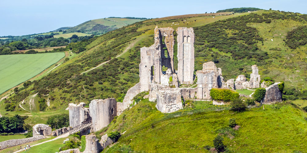Places to visit in the UK - South Dorset