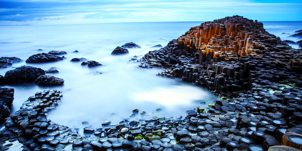 Places to visit in the UK - Giant's Causeway