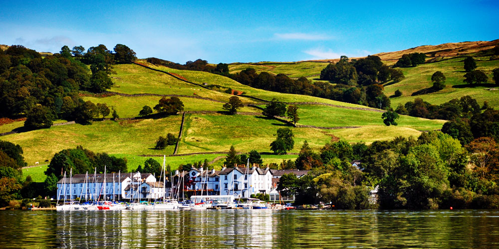 Places to visit in the UK - The Lake District