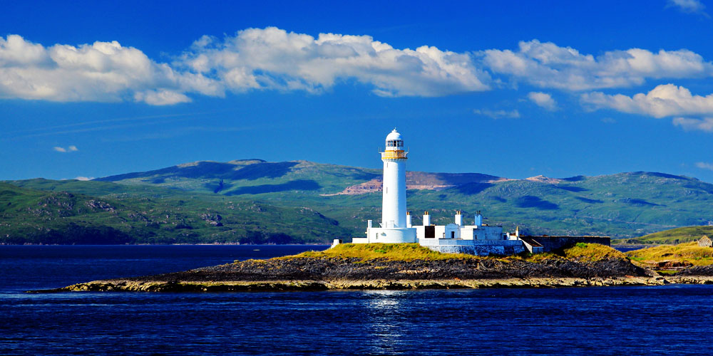 Places to visit in the UK - Isle of Mull