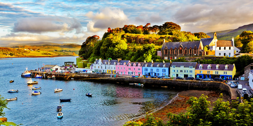 Places to visit in the UK - The Isle of Skye