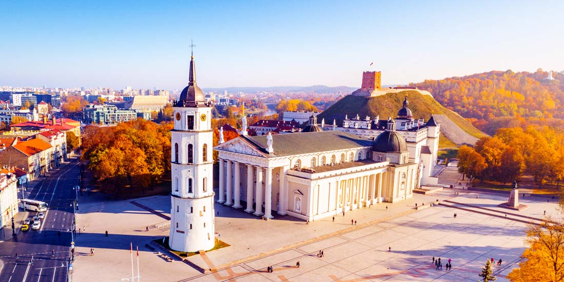 Cheapest Countries in Europe - Lithuania