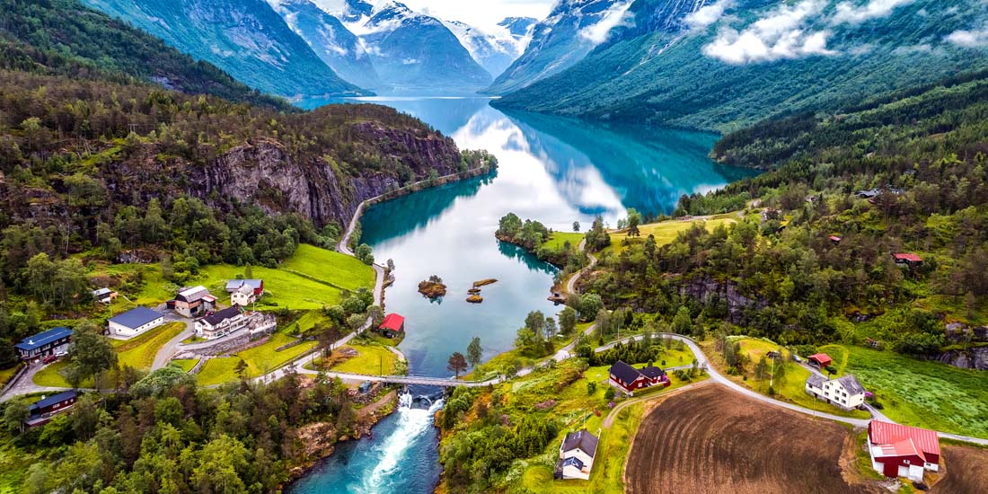 Where can I go on holiday without quarantine - Norway