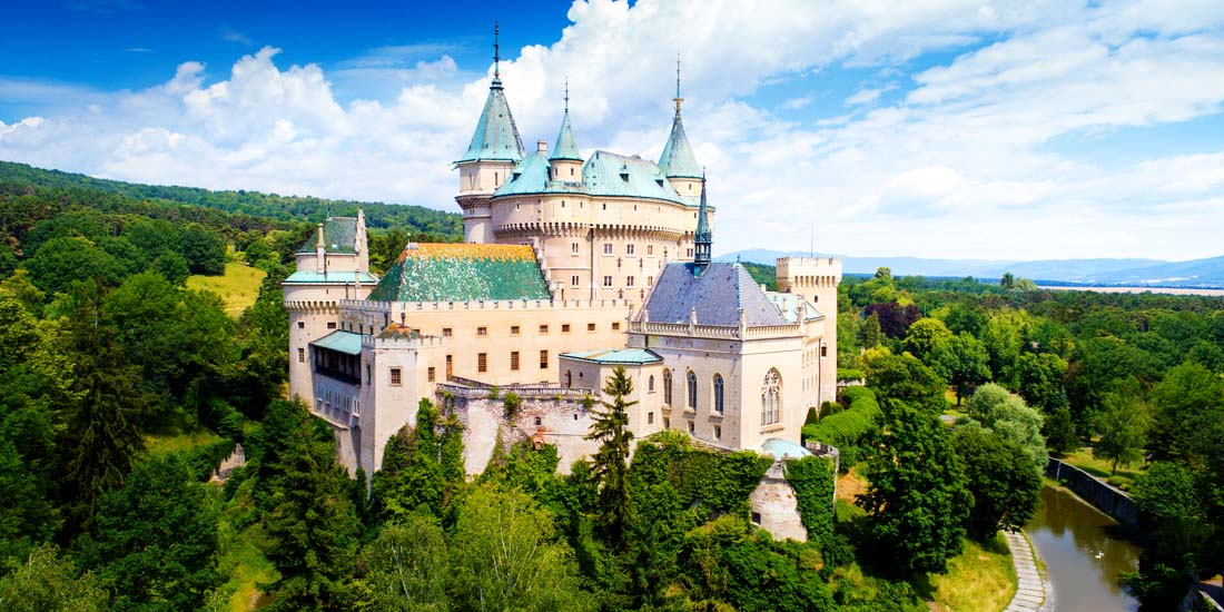 Cheapest Countries in Europe - Slovakia